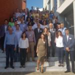 Group photo of participants at AQUA launch
